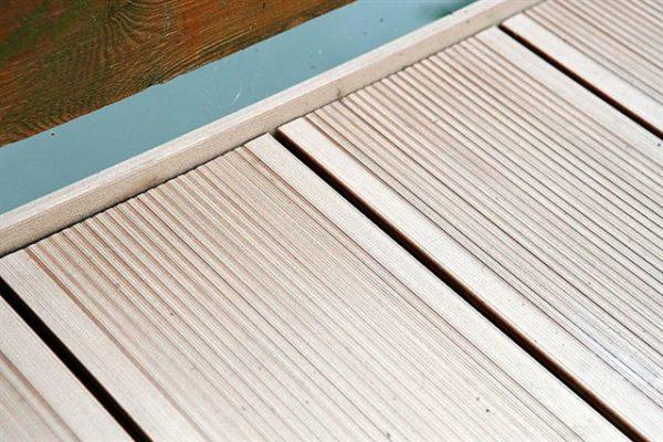 Kompozytowe deski tarasowe