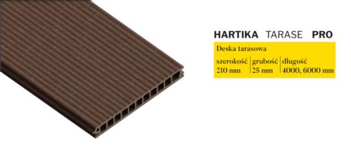 deska kompozytowa hartika poznań montaż tarasu