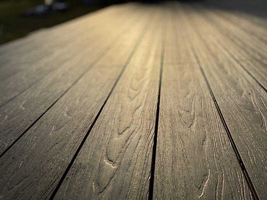 taras deski na taras taras drewniany