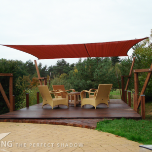 żagiel przeciwsłoneczny zadaszenie tarasu nesling deski tarasowe poznań